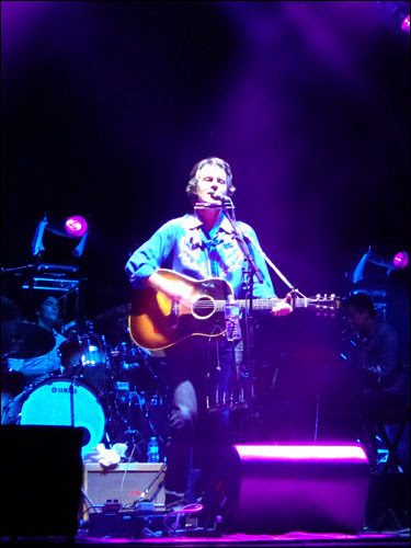 Blue Rodeo, Toronto, August 26, 2010