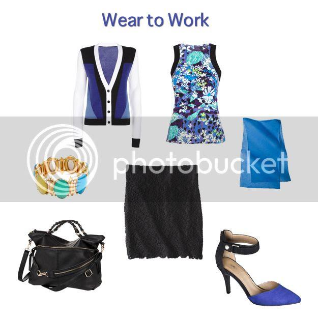 Peter Pilotto for Target lookbook - wear to work