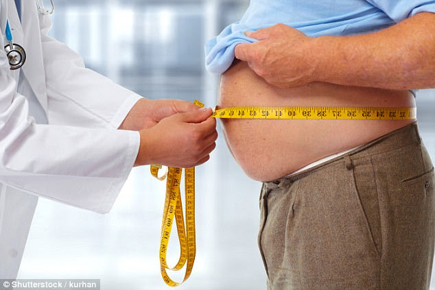 British men are 17 per cent more likely to be overweight and 26 per cent more likely to have diabetes than women but are far less likely to do anything about it