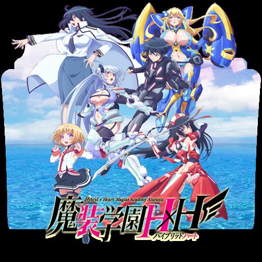 Masou Gakuen HxH TV Anime