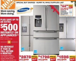 Home Depot Black Friday Savings 2015: Early Appliance Deals ...