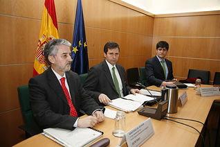 El subsecretario del Ministerio del Interior ha presidido la XXXIV Reunión del Pleno de la Comisión Nacional de Protección Civil. Foto: Ministerio del Interior