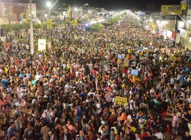Carnaval no interior: Aumenta apreensão de drogas; não há registro de homicídios