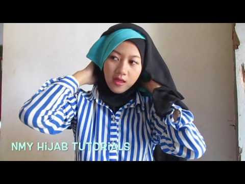 VIDEO : tutorial hijab segi empat paris 2 warna untuk pesta kondangan simple by #nmy hijab tutorials - tutorial hijabsegi empat paristutorial hijabsegi empat paris2warna untuktutorial hijabsegi empat paristutorial hijabsegi empat paris2wa ...