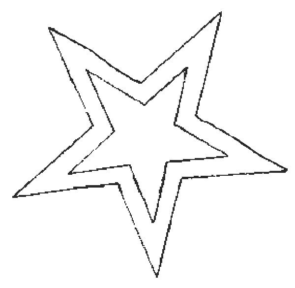 Estrellas De Navidad Para Colorear Actividades Para Niños