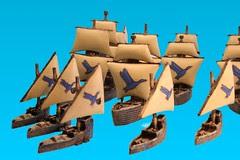 Uncharted seas human fleet 2