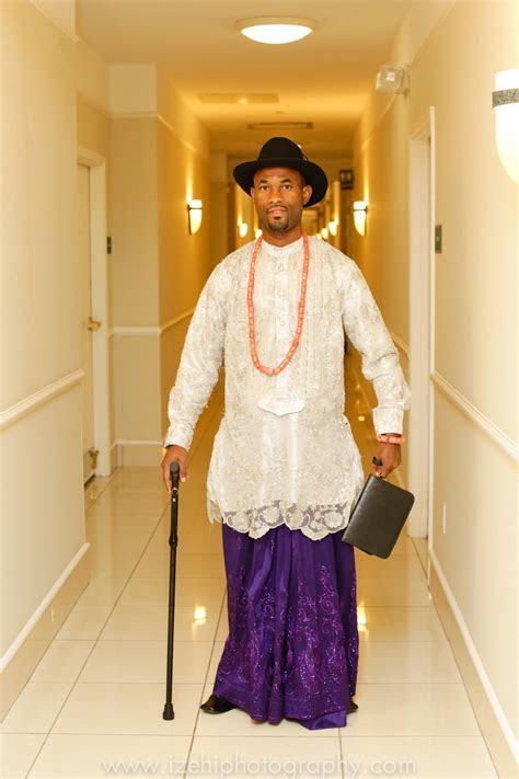Edo Bride   Urhobo Groom   A Lively Nigerian Traditional