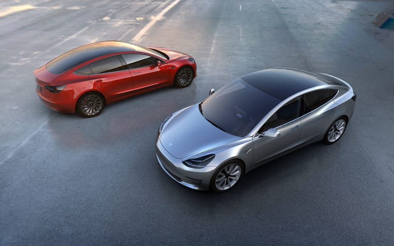 Tesla Model 3: This Is It