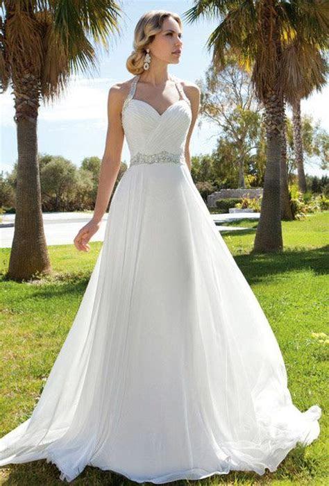 1000  ideas about Halter Wedding Dresses on Pinterest