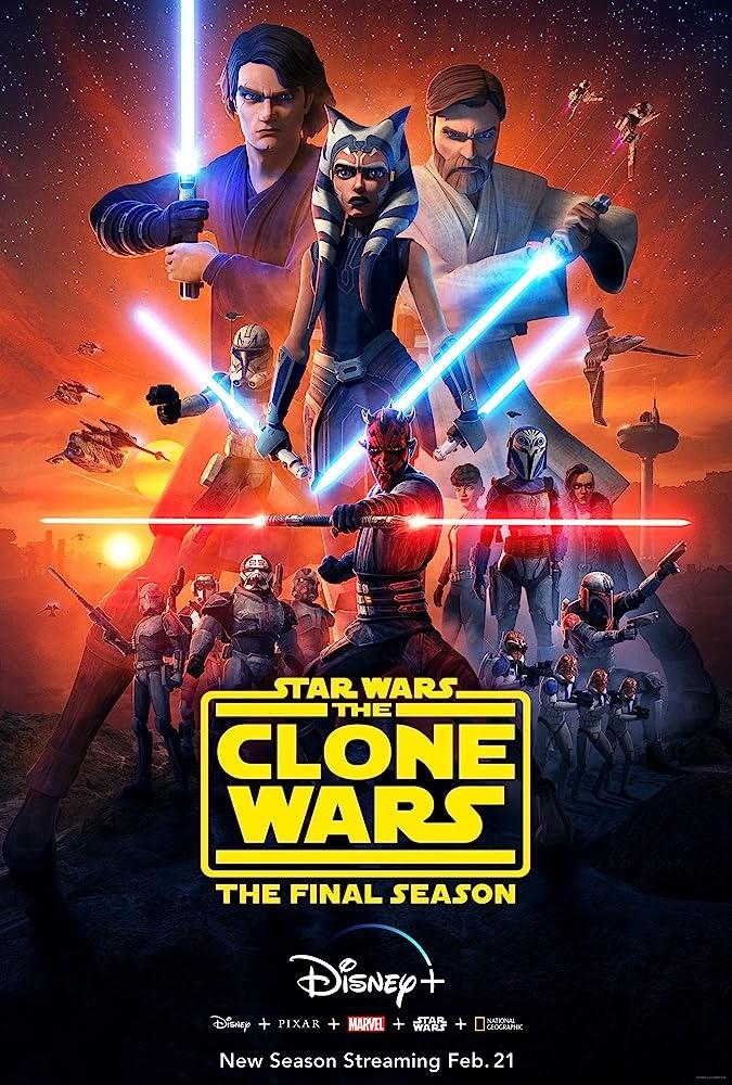 Междузвездни войни: Войните на клонираните Сезон 7