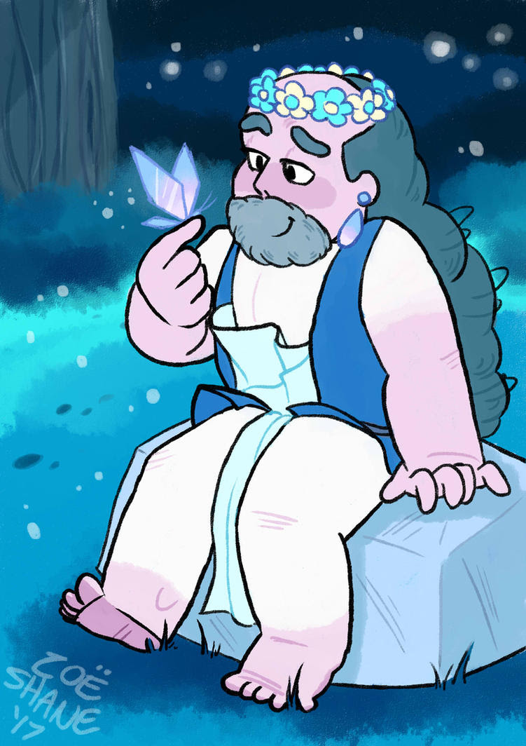 There's not nearly enough fan art of Mister Greg Universe, y'all.