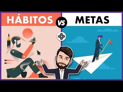 ¿METAS o HÁBITOS? • Cómo Establecer tus Metas y Alimentarlas con El Poder de los Hábitos
