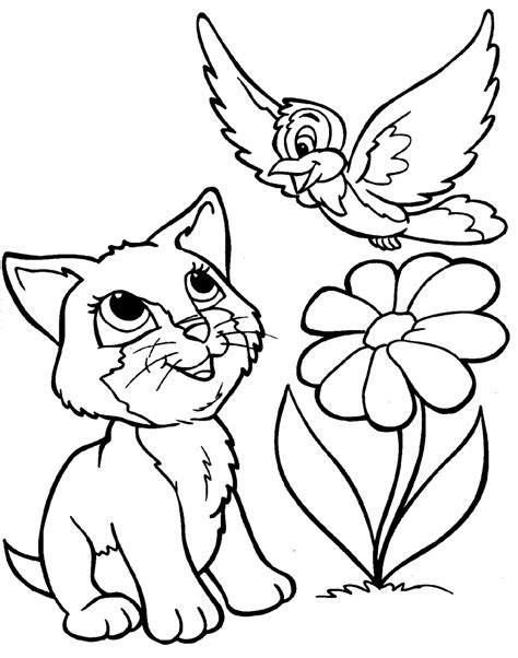cute animals coloring pages disney coloring pages