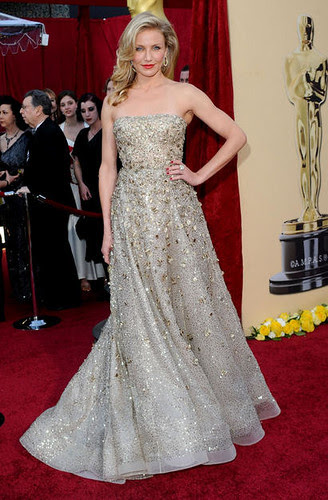 Cameron Diaz 82nd Annual Academy Awards