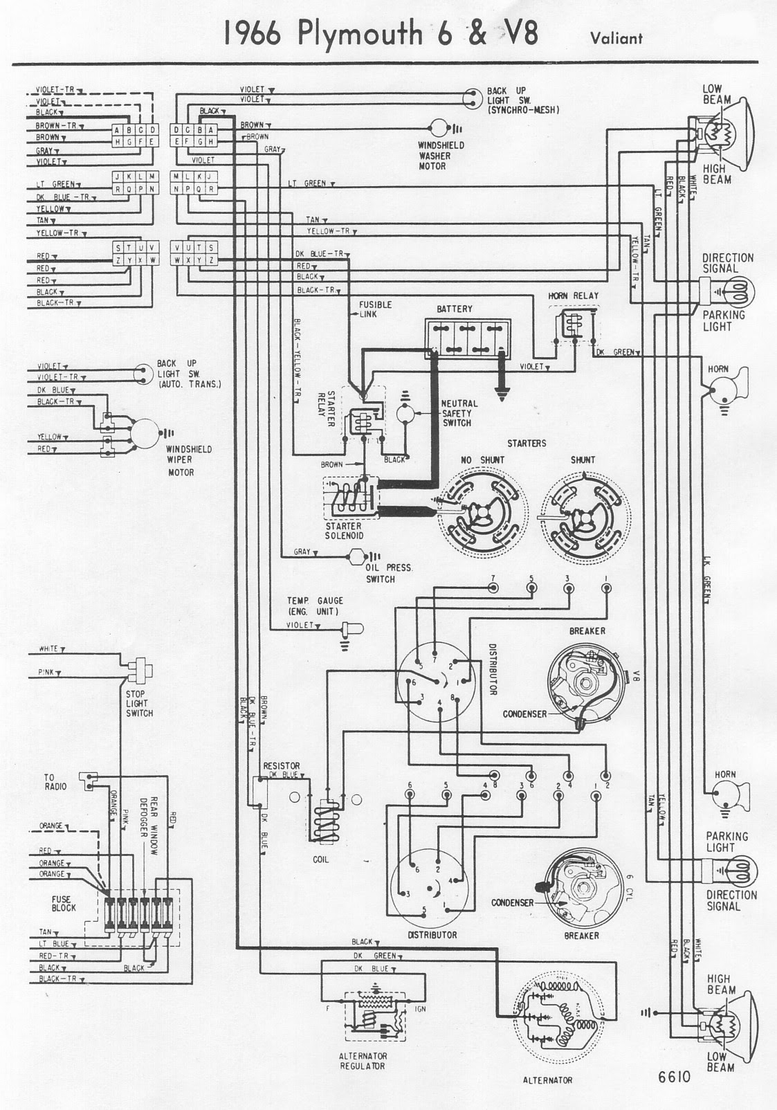 70 Chevelle S Dash Wiring Diagram