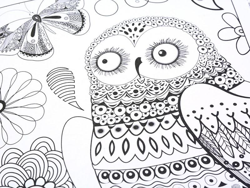 41 Dessins De Coloriage Inspiration Zen à Imprimer Sur Laguerchecom