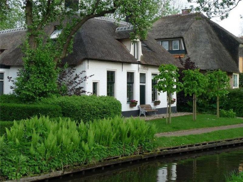 Giethoorn, a Veneza rural da Holanda 27