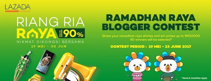 Week 1: Dadih Coklat | Ramadhan Raya Blogger Contest