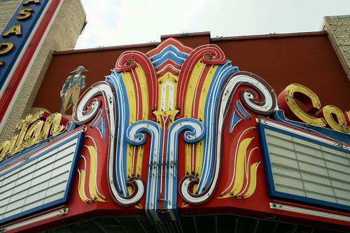 capitan theatre detail