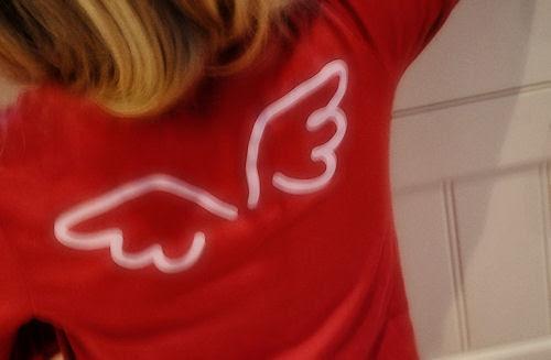 angel wings :: englevinger #3
