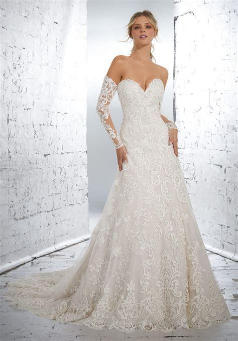 Lyanna Wedding Dress   Style 1712   Morilee