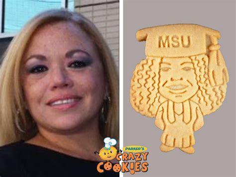 Fun & Creative Graduation Favors   Parkers Crazy Cookies LLC