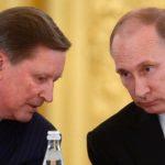 Sergei Ivanov, il capo dello staff sostituito