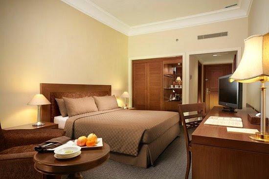 Kamar Singgasana Hotel Makassar