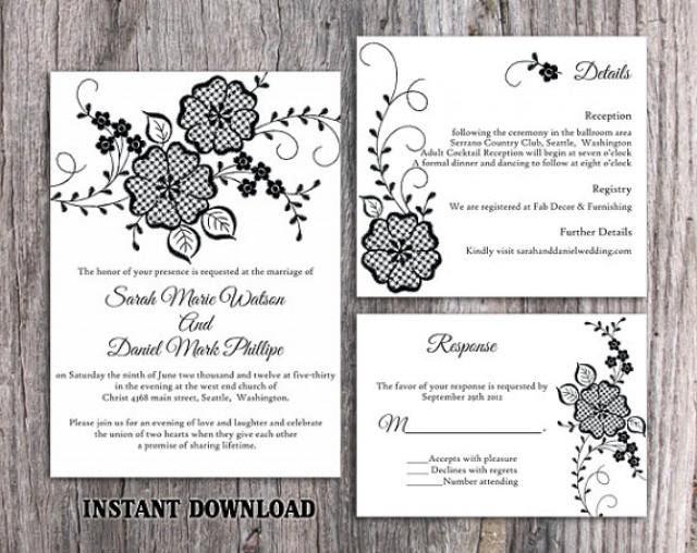 Diy Rustic Wedding Invitations Megan Brooke Handmade