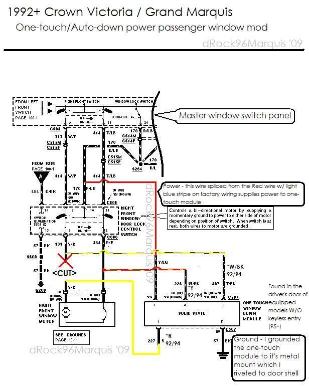 DIAGRAM Wiring Diagram 95 Mercury Grand Marquis FULL ...