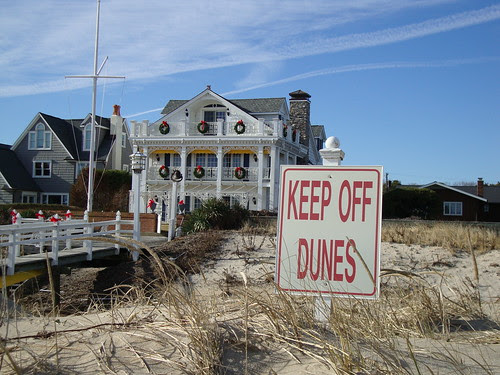 Gingerbread house at Sea Girt
