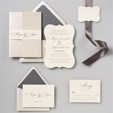 Wedding Invitation Information & Inspiration   Paper Source
