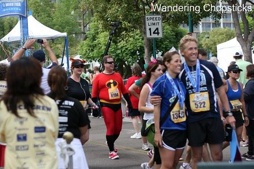 Lil' Sis Ran the Disneyland Half Marathon 4