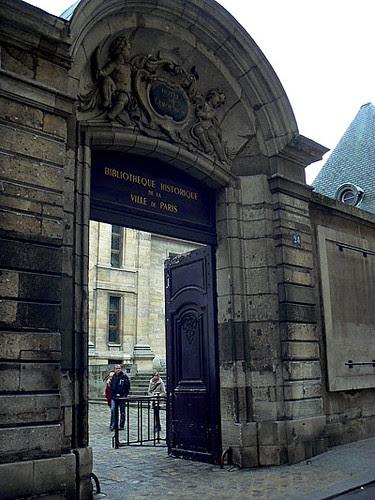 entrée bibliothèque historique de Paris.jpg