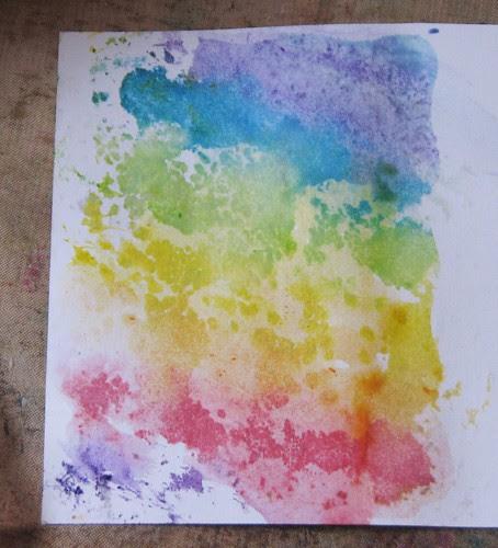 Gelato Watercolor Scribbles 006