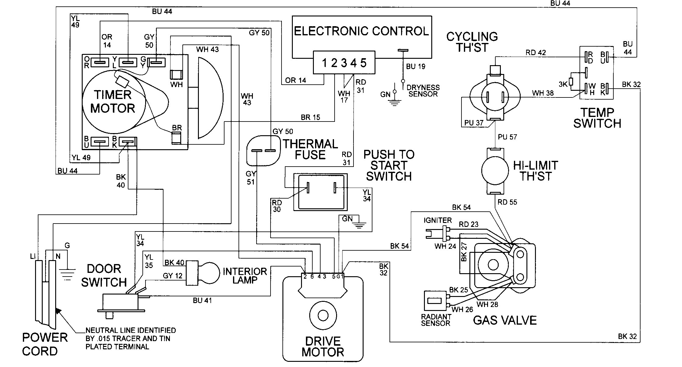 Wiring Diagram For Roper Lawn MowerFuse Wiring