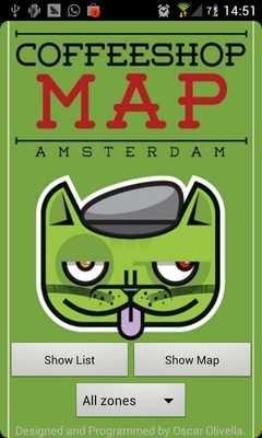 Online Coffeeshop Amsterdam
