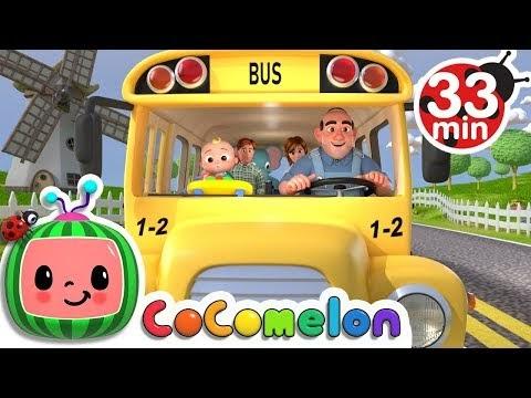 Nursery Rhymes Song ABC Nursery Rhymes Wheels on the Bus Poem Kids Song for Children Rhymes for Nursery