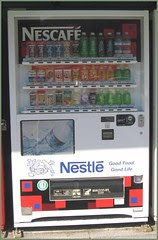 102 vending maschines automaten nestle