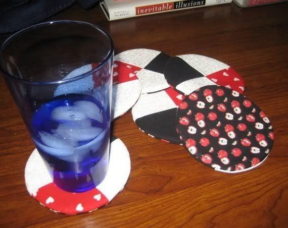 Fab Coasters