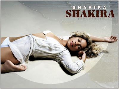 shakira playboy