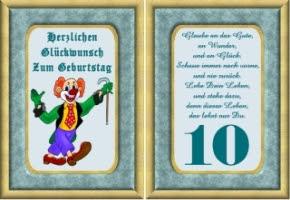 Lustige Sprüche Zum 10 Geburtstag Hylen Maddawards Com