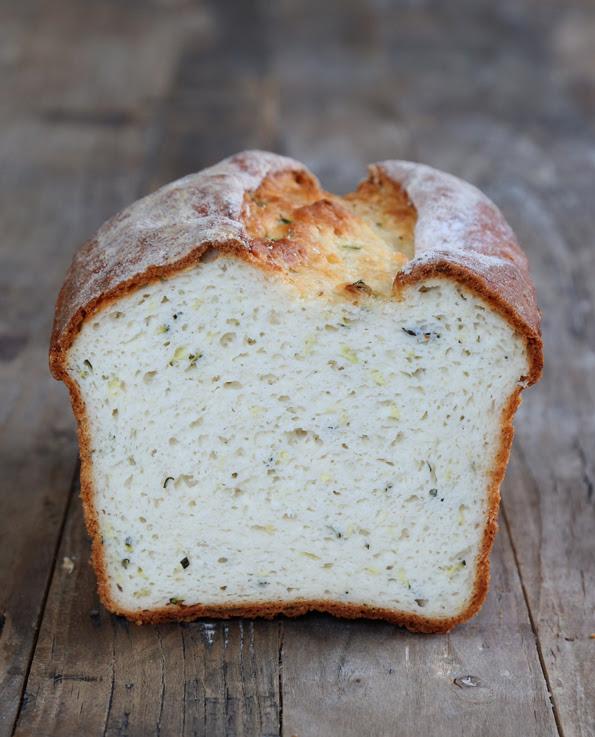Gluten Free Zucchini Yeast Bread ⋆ Great gluten free ...