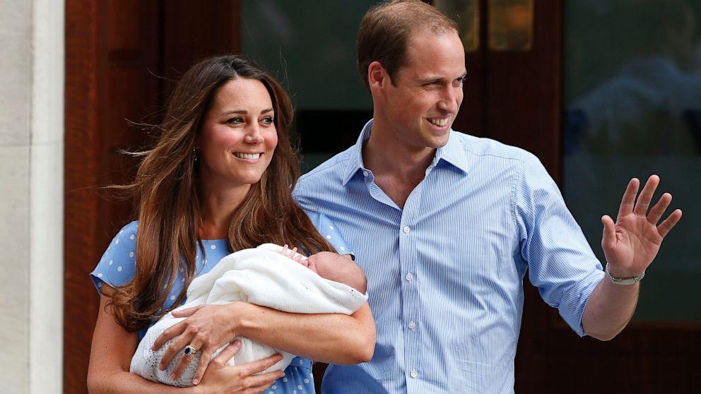 PHOTO: Britain's Prince William