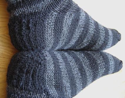 Stripete sokker2