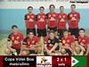 Conhecidos finalistas dos torneios masculino e feminino da Copa Vôlei Boa de 2010