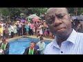 WALICHOKISHUHUDIA WAIMBAJI WA GOSPEL FLAMES QUARTET  TOKA TANZANIA HUKO UFILIPINO