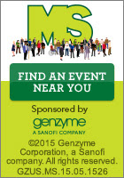 Find a Genzyme Aubagio event near you