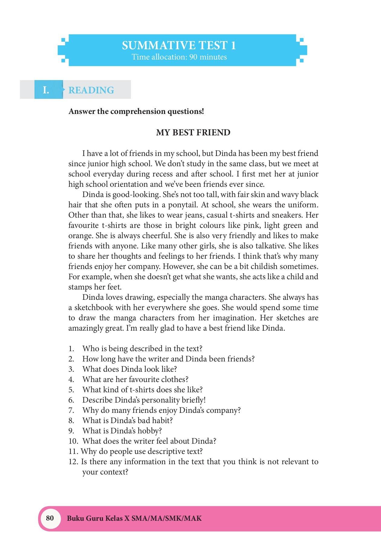 33+ Contoh Surat Dalam Bahasa Inggris Dan Artinya Terbaru ...