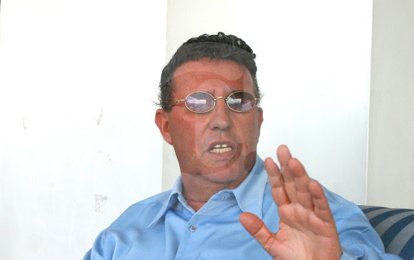"""El hermano de Pablo Escobar es conocido como """"el osito"""". FOTO: Donaldo Zuluaga"""